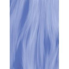 Настенная плитка Агата Низ Голубая 25х35