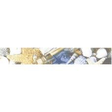 Бордюр плитка AXIMA Бригантина G 6х40