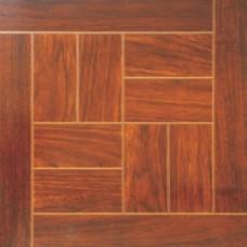 Напольная плитка Дерево Паркет с металлизацией 32,7х32,7