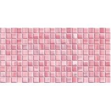 Настенная плитка Каролина розовая 25х50