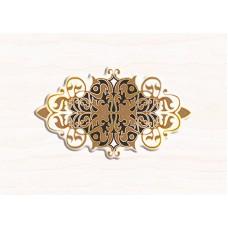 Декор плитка Монте-Карло D 25х35