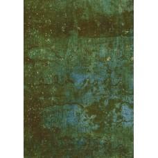 Настенная плитка AXIMA Монсеррат низ синий 28x40