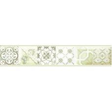 Бордюр  AXIMA Равенна зеленая G 6x30