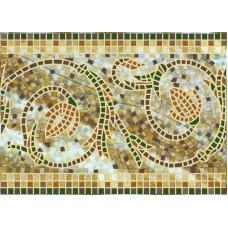 Декор  AXIMA Византия D1 25х35