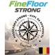 Кварц-виниловая плитка FineFloor STRONG