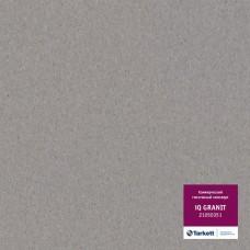 Гомогенные ПВХ покрытия линолеум  Tarkett iQ Granit 21050351