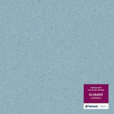 Гомогенные ПВХ покрытия линолеум Tarkett iQ Granit 21050361