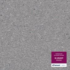 Гомогенные ПВХ покрытия линолеум Tarkett iQ Granit 3040383