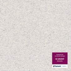 Гомогенные ПВХ покрытия линолеум Tarkett iQ Granit 3040404
