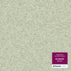 Гомогенные ПВХ покрытия линолеум Tarkett iQ Granit 3040407