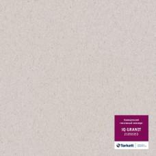 Гомогенные ПВХ покрытия линолеум Tarkett iQ Granit 21050353