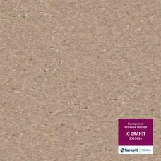 Гомогенные ПВХ покрытия линолеум Tarkett iQ Granit  3040434