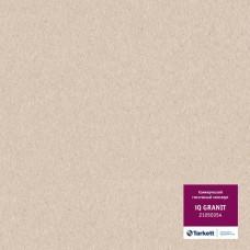 Гомогенные ПВХ покрытия линолеум Tarkett iQ Granit 21050354