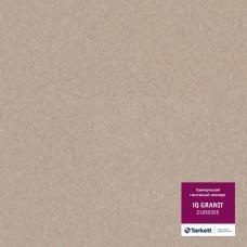 Гомогенные ПВХ покрытия линолеум Tarkett iQ Granit 21050355