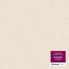 Гомогенные ПВХ покрытия линолеум Tarkett iQ Granit 21050356