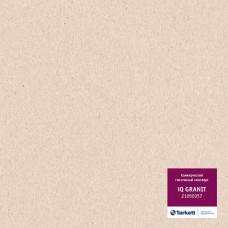 Гомогенные ПВХ покрытия линолеум Tarkett iQ Granit 21050357