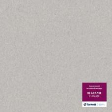 Гомогенные ПВХ покрытия линолеум Tarkett iQ Granit 21050350