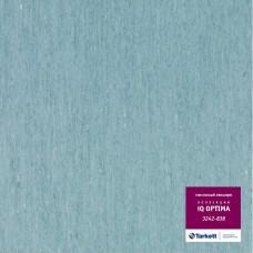 Гомогенные ПВХ покрытия линолеум Tarkett iQ Optima 3242 838