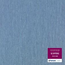Гомогенные ПВХ покрытия линолеум Tarkett iQ Optima 3242 848