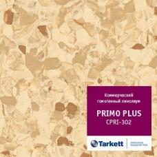 Гомогенные ПВХ покрытия линолеум Tarkett Primo Plus 302