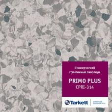 Коммерческий гомогенный пвх линолеум Primo Plus 314