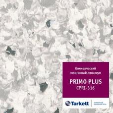 Коммерческий гомогенный пвх линолеум Primo Plus 316