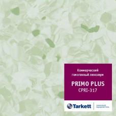 Коммерческий гомогенный пвх линолеум Primo Plus 317