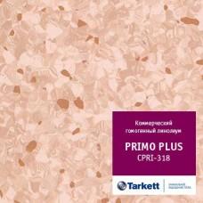 Коммерческий гомогенный пвх линолеум Primo Plus 318