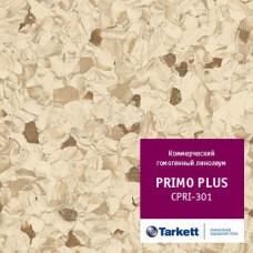 Гомогенные ПВХ покрытия линолеум Tarkett Primo Plus 301