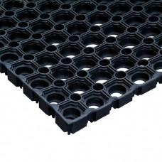 Грязезащитные ячеистые коврики 16 мм
