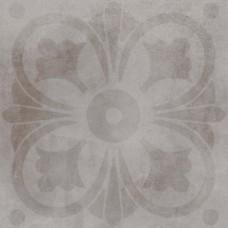 Керамогранит AXIMA Madrid светло-серый декор 1 60х60