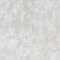 Напольный Керамогранит Paris серые цветы 60х60