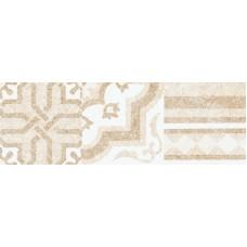 Керамогранит Vienna светло-бежевый декор 3 20х60