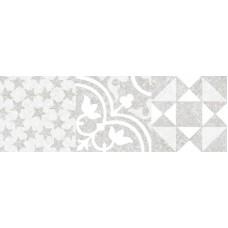 Керамогранит Vienna светло-серый декор 1 20х60