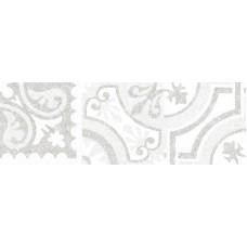 Керамогранит Vienna светло-серый декор 2 20х60