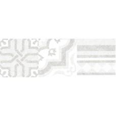Керамогранит Vienna светло-серый декор 3 20х60