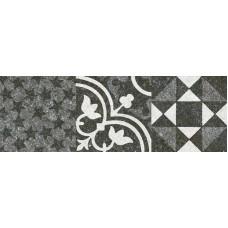 Керамогранит Vienna серый декор 1 20х60