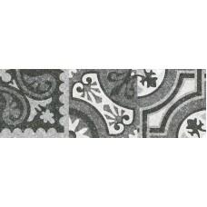 Керамогранит Vienna серый декор 2 20х60