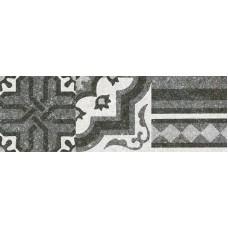 Керамогранит Vienna серый декор 3 20х60